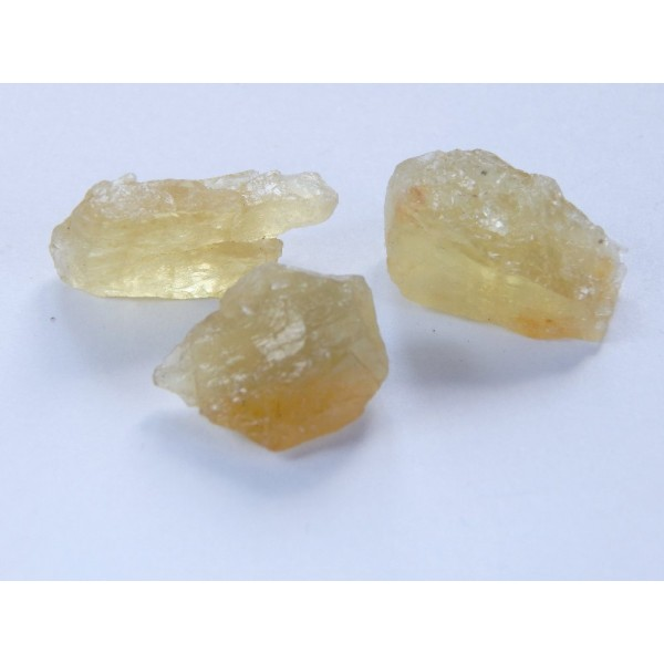 Heliodor (berill) ásvány nyers